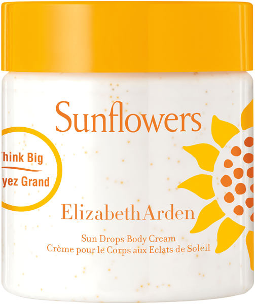 Elizabeth Arden Sunflowers Sun Drops Body Cream
