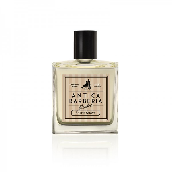 Antica Barberia von Mondial Original Citrus After Shave Lotion 100 ml