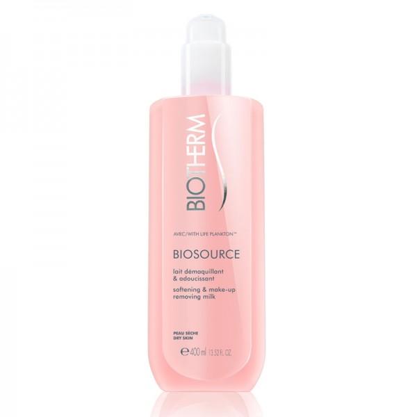 Biotherm Biosource Lait Démaquillant Reinigungsmilch & Make-Up Entfernung für trockene Haut