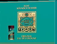 4711 Echt Kölnisch Wasser Original E.d.C. Party Packung