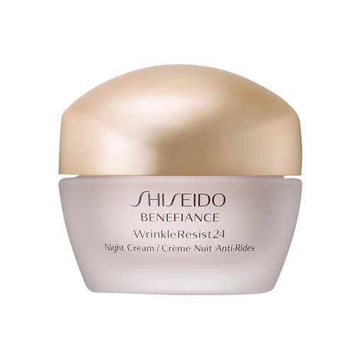 Shiseido Benefiance WrinkleResist24 Night Cream, 50 ml