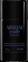 Giorgio  Armani Code Colonia Pour Homme Déodorant Stick sans Alcool