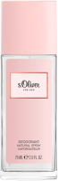 S.Oliver For Her Deodorant Nat. Spray