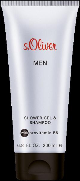 S.Oliver Men Shower Gel & Shampoo