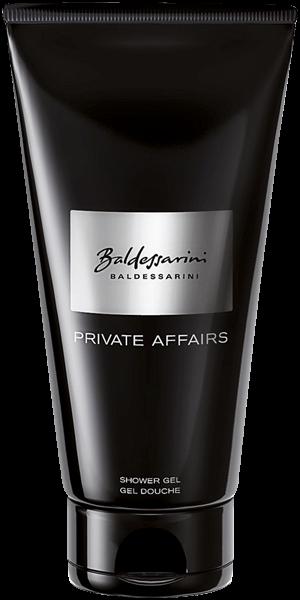 Baldessarini Private Affairs Shower Gel