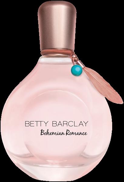 Betty Barclay Bohemian Romance E.d.T. Nat. Spray
