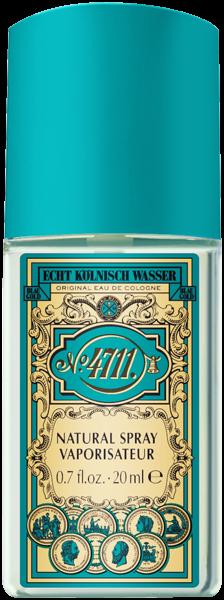 4711 Echt Kölnisch Wasser OE.d.C. Aerosol Spray
