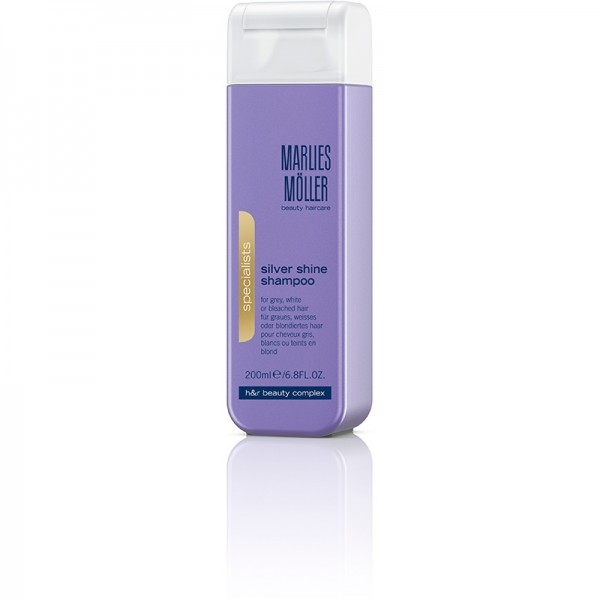 Marlies Möller silver shine shampoo 200 ml