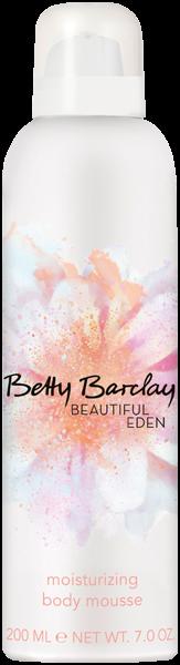 Betty Barclay Beautiful Eden Moisturzing Body Mousse