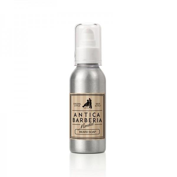 Antica Barberia von Mondial Original Citrus Beard Soap 100 ml