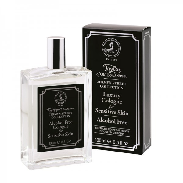 Taylor of Old Bond Street Jermyn Street Collection Luxury Cologne for Sensitive Skin 100 ml
