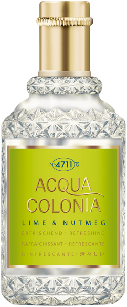 4711 Acqua Colonia Lime & Nutmeg E.d.C. Nat. Spray
