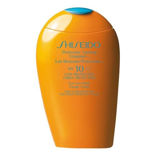 Shiseido Protective Tanning Emulsion N SPF 10, 150 ml