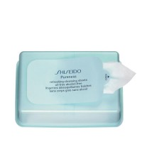 Shiseido Pureness Refreshing Cleansing Sheet