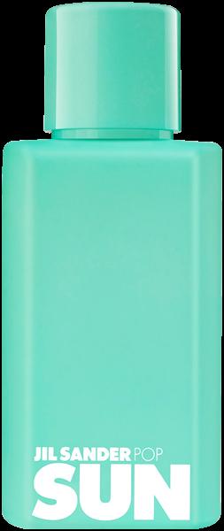 Jil Sander Sun Pop Green Fusion E.d.T. Nat. Spray