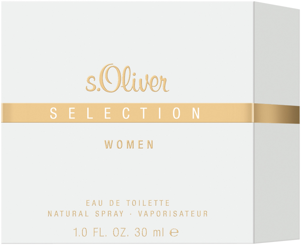 S.Oliver Selection Women E.d.T. Nat. Spray