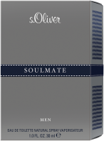 S.Oliver Soulmate Men E.d.T. Nat. Spray
