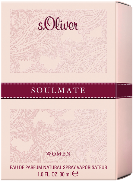 S.Oliver Soulmate Women E.d.P. Nat. Spray