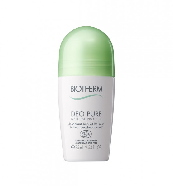 Biotherm Deo Pure Natural Protect Deodorant Roll-On 75 ml