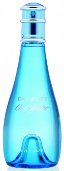 Davidoff Cool Water Woman Deospray 100 ml