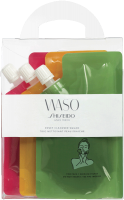 Shiseido Waso Reset Cleanser Squad