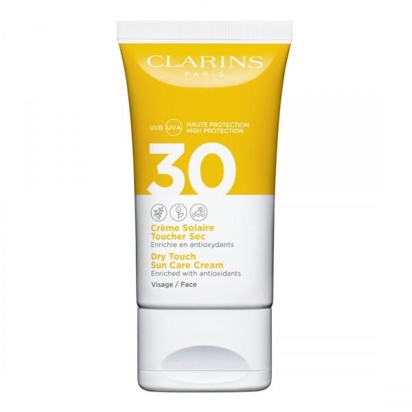 Clarins Crème Solaire Visage UVA/UVB 30