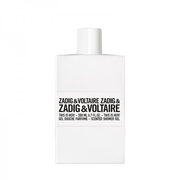Zadig & Voltaire This is Her! Shower Gel 200 nml