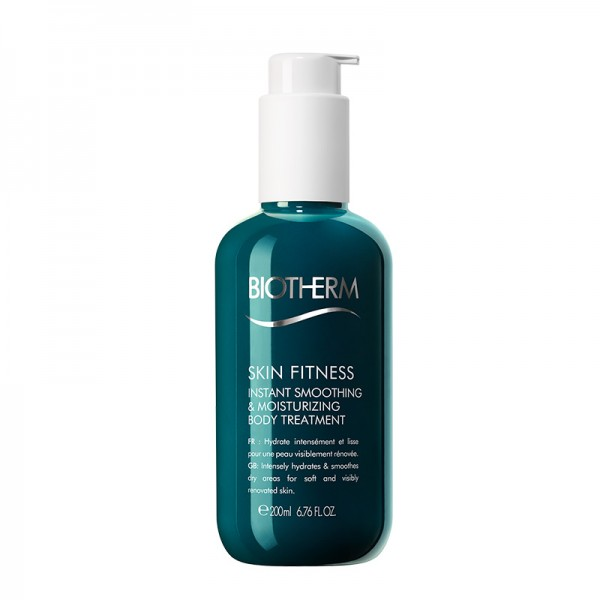 Biotherm Skin Fitness Instant Smoothing & Moisturizing Body Treatment 200 ml