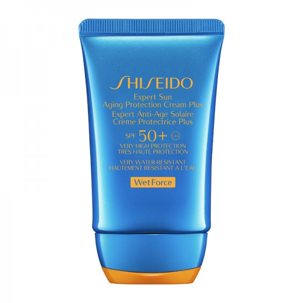 Shiseido Sun Care Expert Sun Aging Protection Cream WetForce SPF 50+, 50 ml