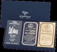 Taylor of Old Bond Street Soap Set