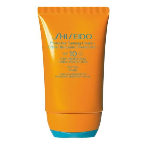 Shiseido Protective Tanning Cream N SPF 10, 50 ml