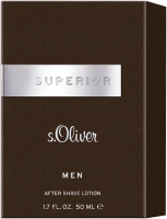 S.Oliver Selection Superior Men After Shave Lotion