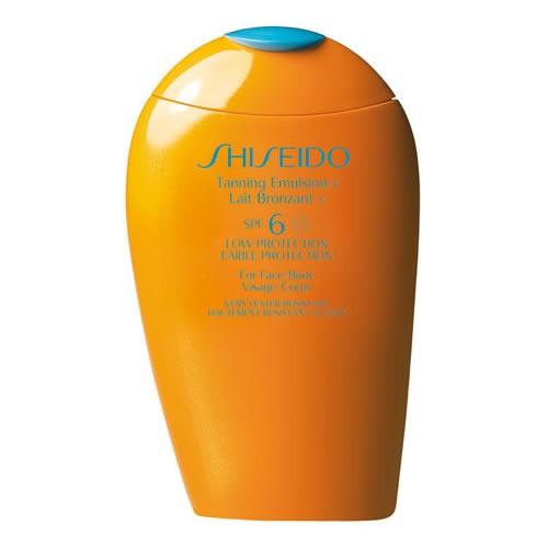 Shiseido Tanning Emulsion N SPF 6, 150 ml