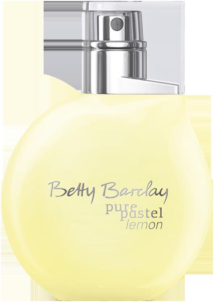 betty barclay pure pastel lemon e d t nat spray parf merie rook. Black Bedroom Furniture Sets. Home Design Ideas