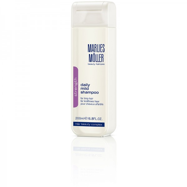 Marlies Möller Daily Mild Shampoo 200 ml
