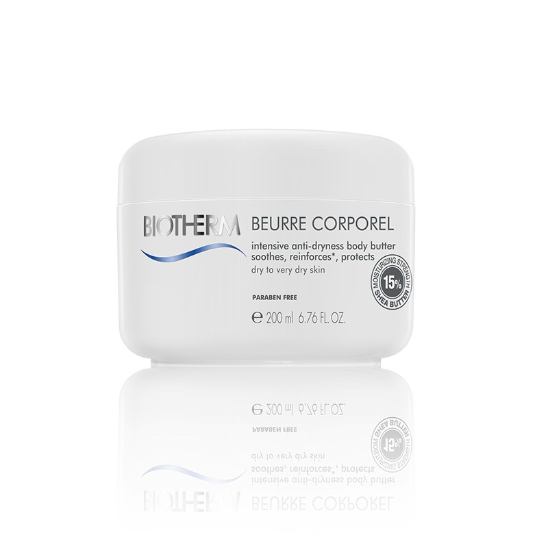 Biotherm Beurre Corporel Körpercreme 200 ml