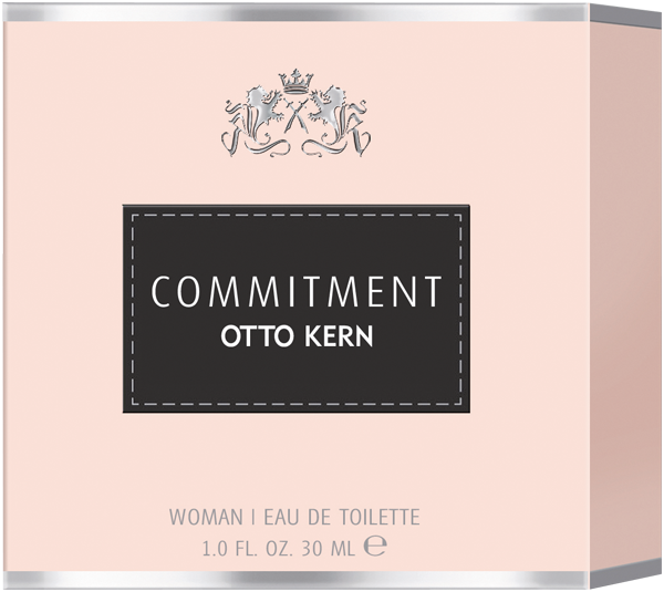 Otto Kern Commitment Woman E.d.T. Nat. Spray