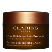 Clarins Crème Délicieuse Auto-Bronzante