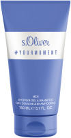 S.Oliver Yourmoment Men Shower Gel & Shampoo